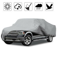 Waterproof Pickup Truck Cover Rain Snow Dust Protection For Dodge Ram 1500 2500