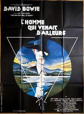 David BOWIE * L'HOMME QUI VENAIT D'AILLEURS * 1976 * The Man Who Fell to Earth
