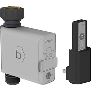 """Programmatore irrigazione Bluetooth + modulo WiFi a pile - 3/4"""" - Orbit 94990"""