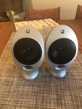 KEF HTS2001 (aka Egg) Pair Satellite Speakers
