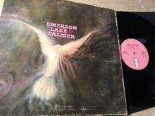 Emerson, Lake & Palmer Same Vinyl LP Pink Island 6339 026 German FOC