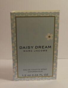 Marc Jacobs Daisy Dream Perfume Spray Miniature Test Sample Bottle Flower Garden
