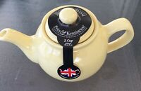 NWT Price & Kensington English Teapot - Lovely Pale Yellow 2 Cups