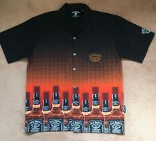 Jack Daniels Shirt By Dragonfly Size L