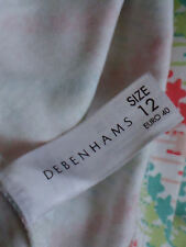 RED HERRING @ DEBENHAMS StarStriped100%CottonSkivvy Size12/40