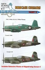 Eagle Cal decals 1/48 F4U-1 Birdcage Corsairs Part three # 48152
