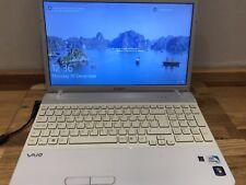 Sony Vaio Laptop 320gb, 4gb Ram, Intel Pentium 2.00GHz, Windows 10