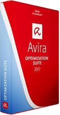 Avira Antivirus Pro Optimization Suite 2017 1 PC, 1 Year Sealed Retail DVD
