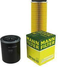 Original MANN-Filter Inspektionspaket Set SCT Motor Flush Motorspülung 11580237