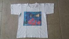 """T-Shirt Gr.122/128 weiß mit Frontdruck """" Findet Nemo """" - reine Baumwolle"""