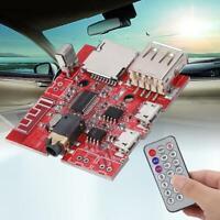 BT MP3 Decoding Module Audio Receiver Board Car Speaker Amplifier Decoder Player