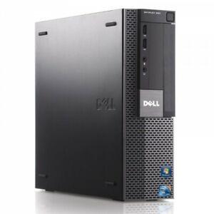 Dell OptiPlex 960 PC SFF Core 2 Duo 8400 RAM 4 GB, HDD 320 GB. Grado A