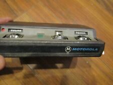 Motorola Syntor 16- Channel Control Head Working Clean & Good Condition
