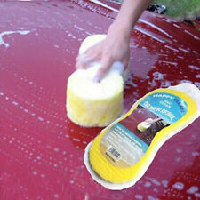 Practical Large Vacuum Compressed Cute Car Wash Sponge Washing Cleaning Tool New