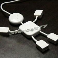 HI-SPEED 4-Port USB 2.0 HUB Splitter Adapter Cable s825