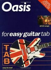 Oasis for Easy Guitar Tab-ExLibrary