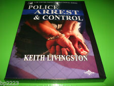 "LAW ENFORCEMENT INSTRUCTIONAL SERIES ""POLICE ARREST & CONTROL"" DVD, NEW"