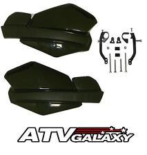 Powermadd Trail Star Handguards & Mount Kit BLACK Honda TRX 400EX 04 05 06 07 08