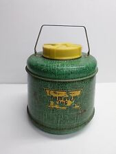 "Vintage ""BAMBLER"" THERMOS METAL JUG - One (1) Gallon"