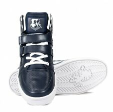New Men's Vlado Knight Mid-Top Navy/White Casual Shoes Size 9 Brand New!