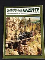 Narrow Gauge and Short Line Gazette Nov/Dec 1995