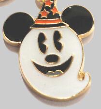 Disney Mickey Halloween Ghost Charm FOB 2010 Tokyo Brand New