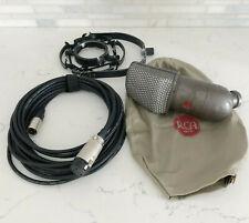RCA KU-3A Ribbon Microphone