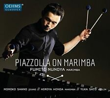 Piazzolla on Marimba, New Music