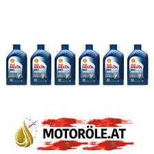 6x1 Liter Shell Helix HX7 10W-40 Motoröl,  ACEA A3/B4 - VW 502 00/ 505 00