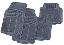 WINTER Heavy Duty schwarz Gummiform Fußmatten für Subaru
