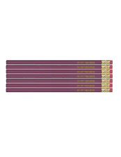 Oh My Heavens Hexagon Pencils. Southern Phrases. USA Made-NON Toxic #2 Lead
