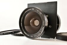 【MINT】 Fuji Fujinon SW 120mm f8 4x5 5x7 inch Large Format Lens From JAPAN 905Y