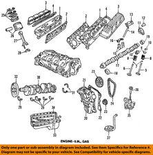 CHRYSLER OEM-Engine Oil Pan Gasket 53008610