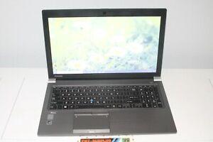 TOSHIBA TECRA Z50-A  i5-4210U 1.70GHz 8GB 256GB SSD  Win10 laptop + OEM  CHARGER