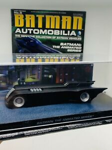 Eaglemoss Batman Automobilia -Batman The Animated Series  1:43 **THE LONG RIDE**