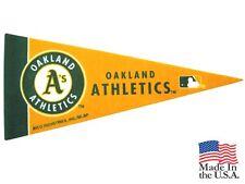 "New MLB Kansas City Athletics Mini Pennant  9""x4"" Made in USA Banner Flag"