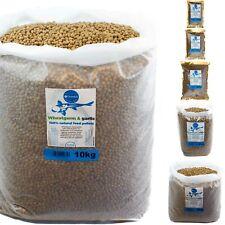 More details for wheatgerm & garlic floating food pellets for winter feeding koi carp (100g-10kg)
