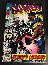 Uncanny X-men#283 Incredible Condition 9.4(1991) 1st Full Bishop App!!