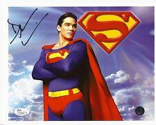 DEAN CAIN AUTOGRAPHED  8x10 PHOTO JSA COA ADVENTURES OF LOIS & CLARK SUPERMAN