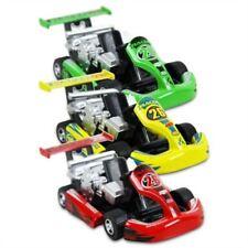 Markenlose Modell-Rennfahrzeuge aus Kunststoff