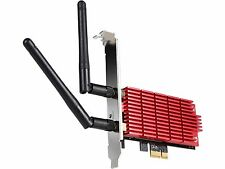 Rosewill WiFi Adapter Wireless Adapter Dual Band AC1300 PCI-E Network Card