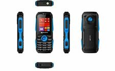 Micromax X516 (Auto Call Recording) (Black + Blue) Feature Phone