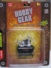 17011 Hobby Gear 1/24 Small Air Compressor Great For Dioramas & G Scale Trains