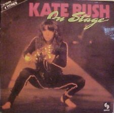 """Kate Bush On Stage Canada 12"""" Ep Rare"""