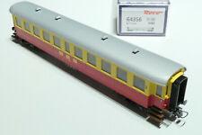 ROCO HO SBB MBS 4achsiger 2 Klasse Personenwagen gelb rot 64356 NEU OVP