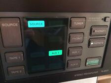 SONY TA-E901 Esprit-Serie HighEnd Vorverstärker  High End Preamp Vorstufe