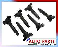 6 Ignition Coil pack for Lexus IS Toyota 4RUNNER Camry Tacoma Tundra fits 03-13