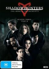 SHADOWHUNTERS : Season 3 Part 2 : NEW DVD
