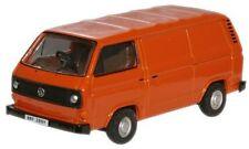 Oxford Diecast 1:76 – VW T25 Van - Orange
