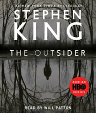 The Outsider a Novel by Stephen King (english) Compact Disc Book